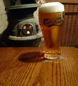 Egans Drinks - Carlsberg
