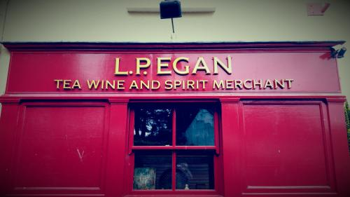 Egans Bar Parkbridge, Clonegal, Enniscorthy, Co. Wexford
