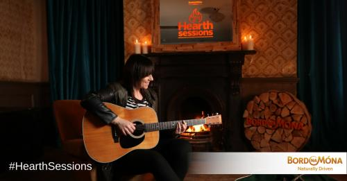 Bord na Móna Hearth Sessions - Stephanie Rainey