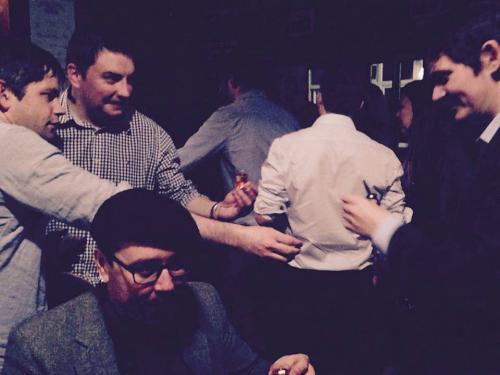 Whiskey-Tasting-Egans-Bar-Parbridge-Administering
