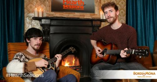 Bord na Móna Hearth Sessions - Ye Vagabonds